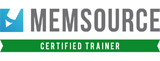 Memsource Certified Trainer E Badge